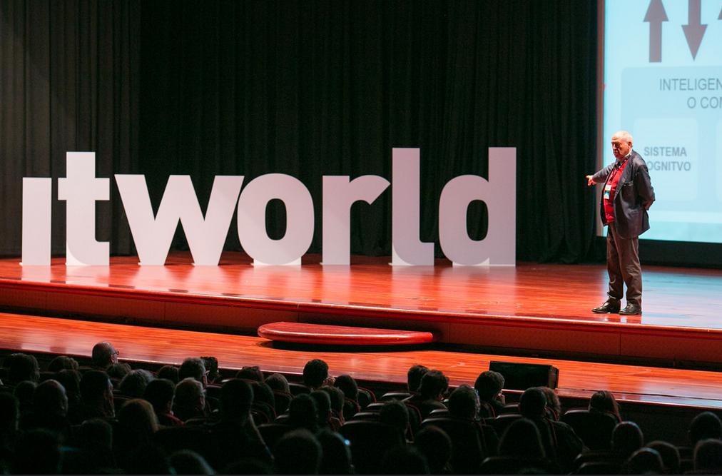 Organizamos el taller de cocina creativa en el Congreso IT World Edu