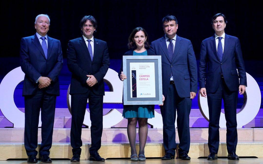 Campos Estela, reconocida como PYME Responsable