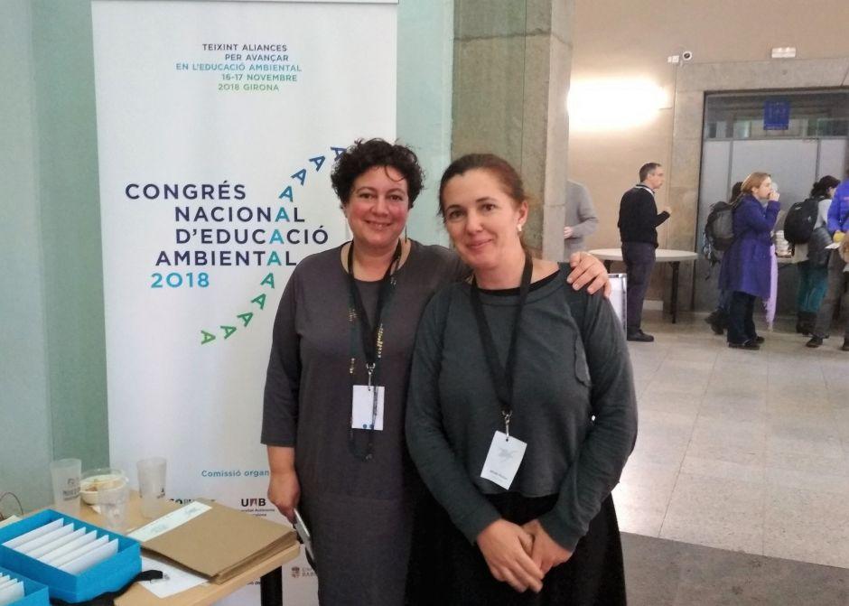 PESA I PENSA, al Congrés Nacional d'Educació Ambiental
