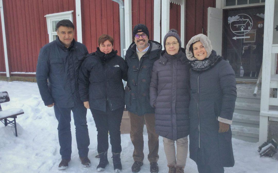 Visita a Finlàndia per conèixer iniciatives de prevenció del malbaratament alimentari
