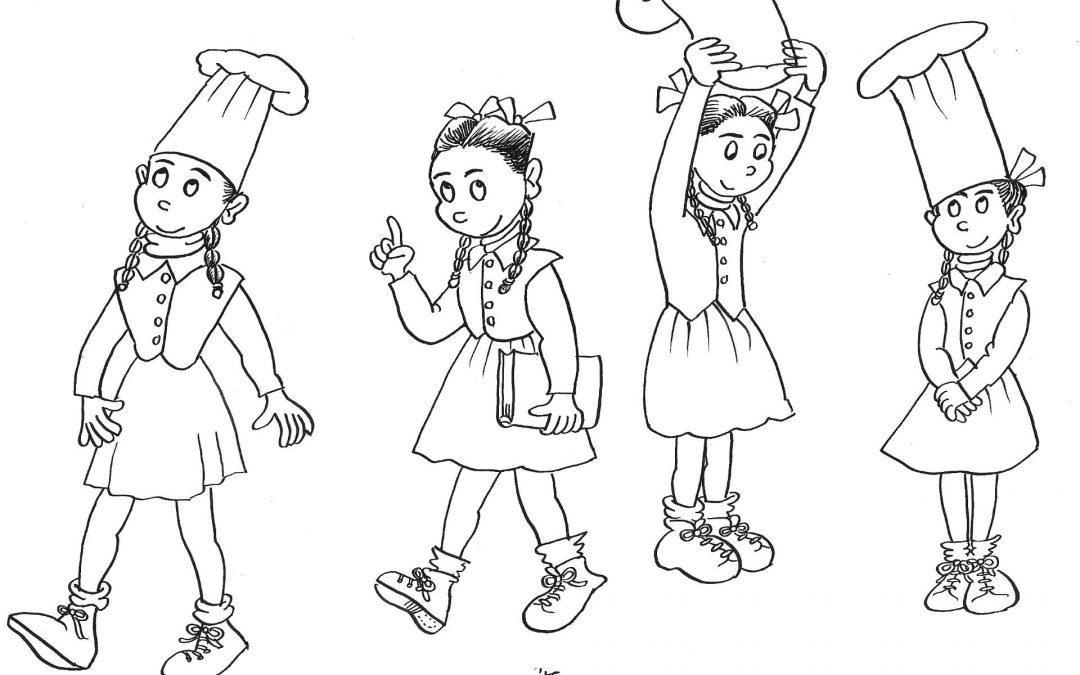 La Farinetes, una il·lustració de Pilarín Bayés pel 5oè aniversari