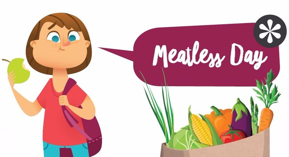 Meatless Day a l'escola per a la sostenibilitat alimentària
