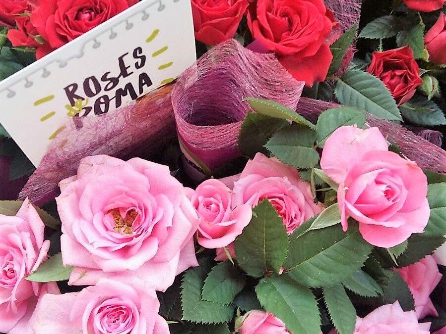 Roses de poma per a la Diada de Sant Jordi