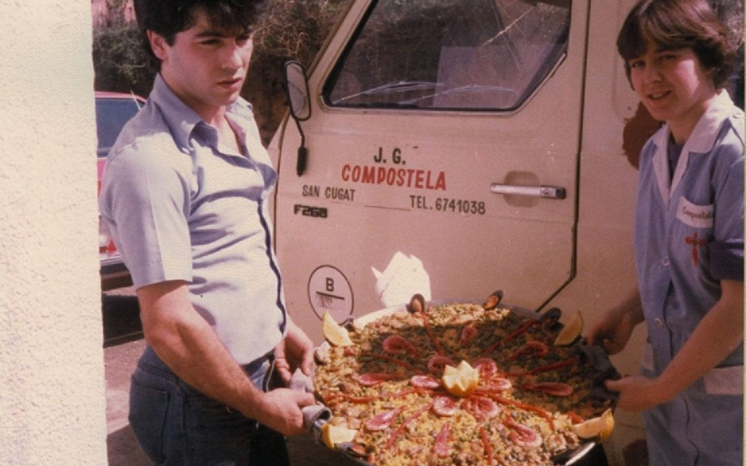 Entrevista #50AnysCamposEstela: Rubita, cuinera